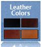 Custom Trail Saddles Leather Colors