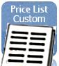 Price List Custom Saddles
